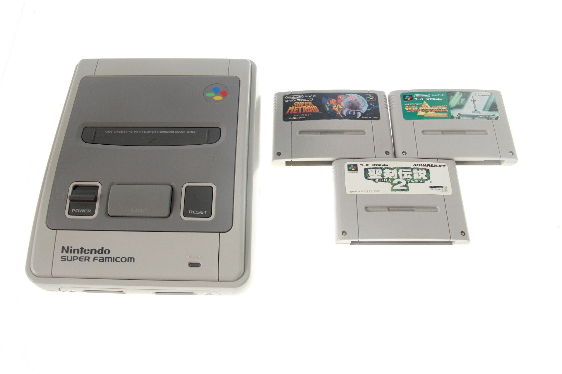 Image 1 for Super Famicom Starter Set (Adventure Collection)