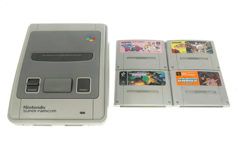 Image for Super Famicom Starter Set (Shooting Collection)