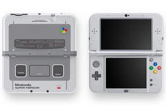 New Nintendo 3DS LL Super Famicom Edition [Limited Edition]