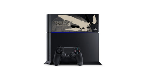 Image for PlayStation 4 Phantasy Star Online 2 500 GB Model (Jet Black) [Limited Edition]