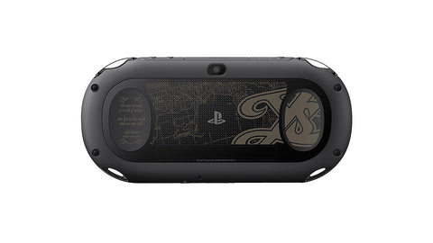 Image for PlayStation Vita Wi-fi Model Ys VIII Black Pearl Edition
