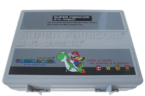 Super Famicom Carrying Case