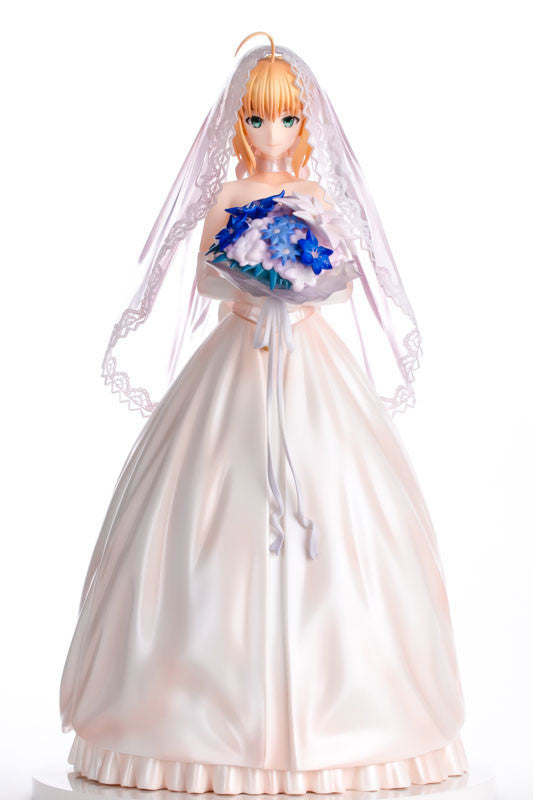 Image 1 for Fate/Stay Night - TYPE MOON -10th Anniversary- - Saber - 1/7 - 10th Royal Dress ver. (Aniplex+)