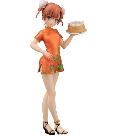 To Aru Kagaku no Railgun S - Misaka Mikoto - 1/8 - Chinese Dress style