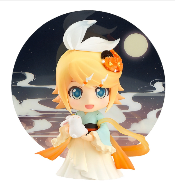 Image 1 for Vocaloid - Kagamine Rin - Nendoroid #768 - Harvest Moon Ver.