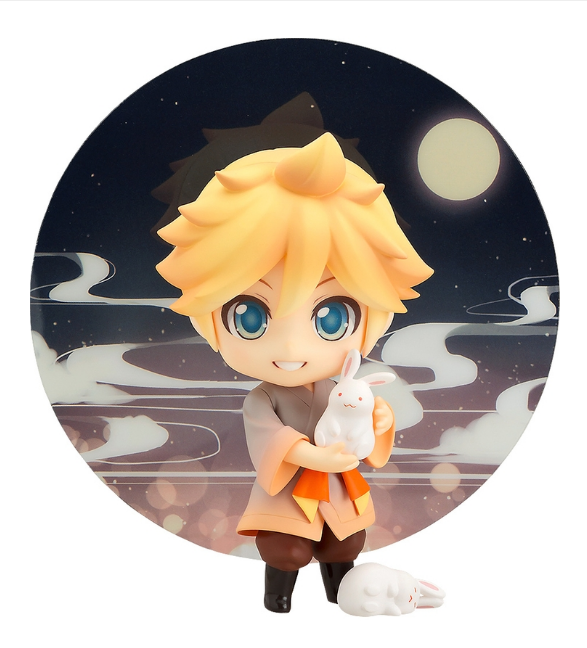Image 1 for Vocaloid - Kagamine Len - Nendoroid #769 - Harvest Moon Ver.