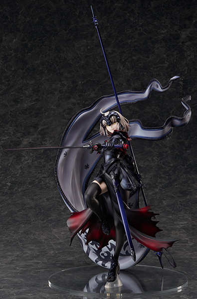 Fate/Grand Order - Jeanne d'Arc (Alter) - 1/7 - 2nd Ascension