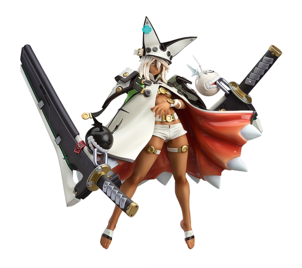Image 1 for Guilty Gear Xrd -Sign- - Ramlethal Valentine - Wonderful Hobby Selection - 1/7