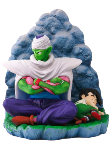Dragon Ball - Piccolo and Son Gohan - Normal Colour Version (Bandai)