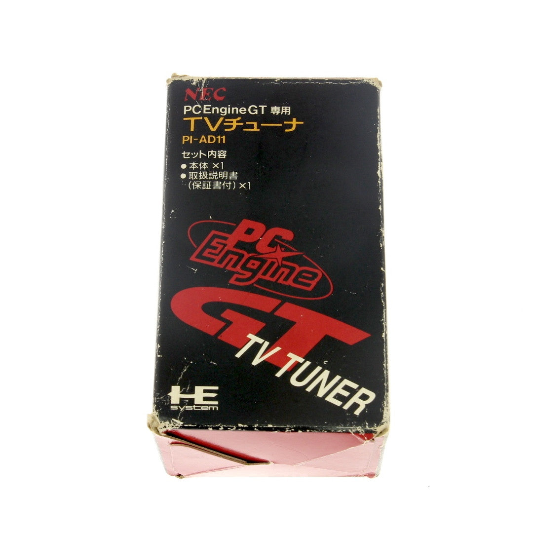 TV Tuner for PC Engine GT