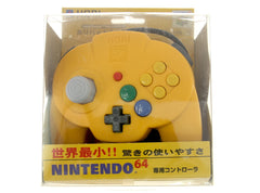 HORI Pad Mini 64 Yellow