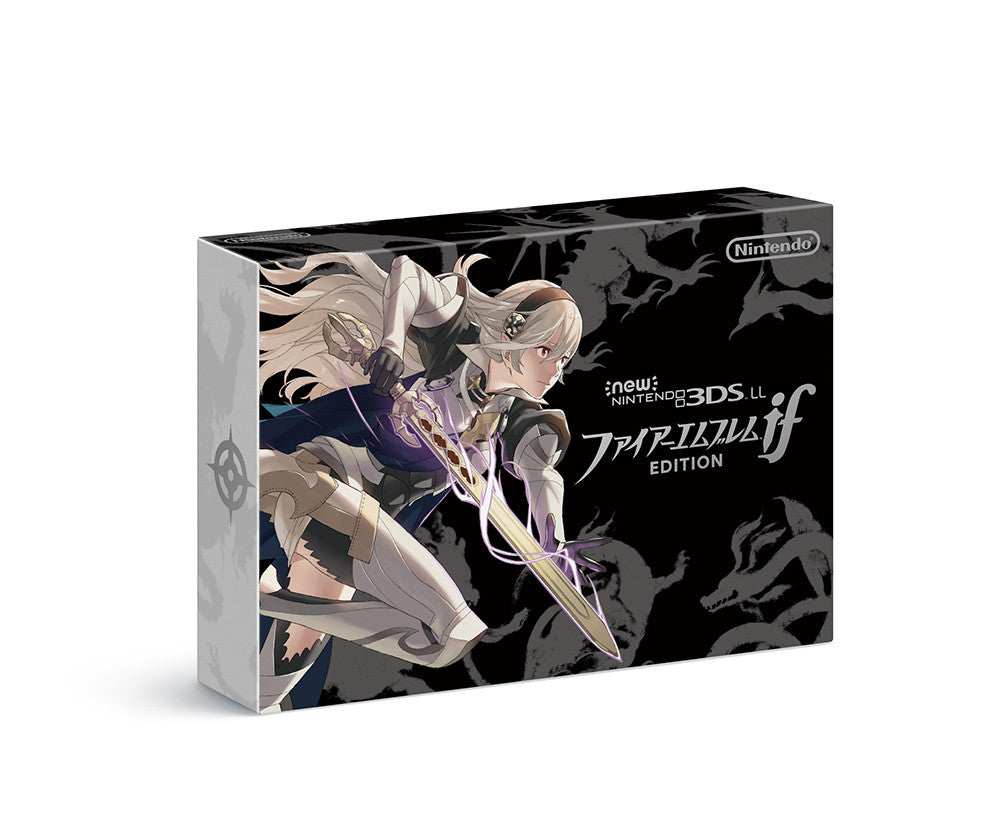 Image 2 for New Nintendo 3DS LL Fire Emblem if Edition [Limited Edition]