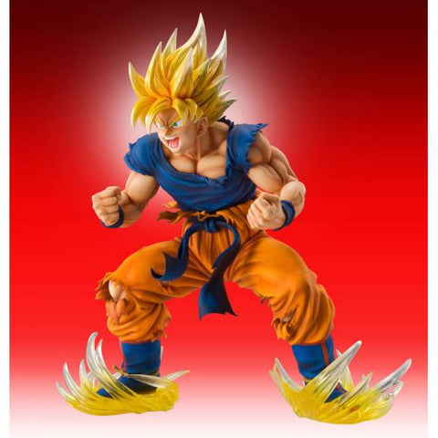 Son Goku SSJ Dragon Ball Z Kai