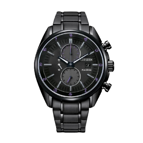 Final Fantasy XIV - DARKNESS - Citizen x Final Fantasy XIV Collaboration Watch (Square Enix) [Shop Exclusive]