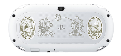 Image 1 for PlayStation Vita Fate/EXTELLA Edition Glacier White (PCH-2000ZA/FT)
