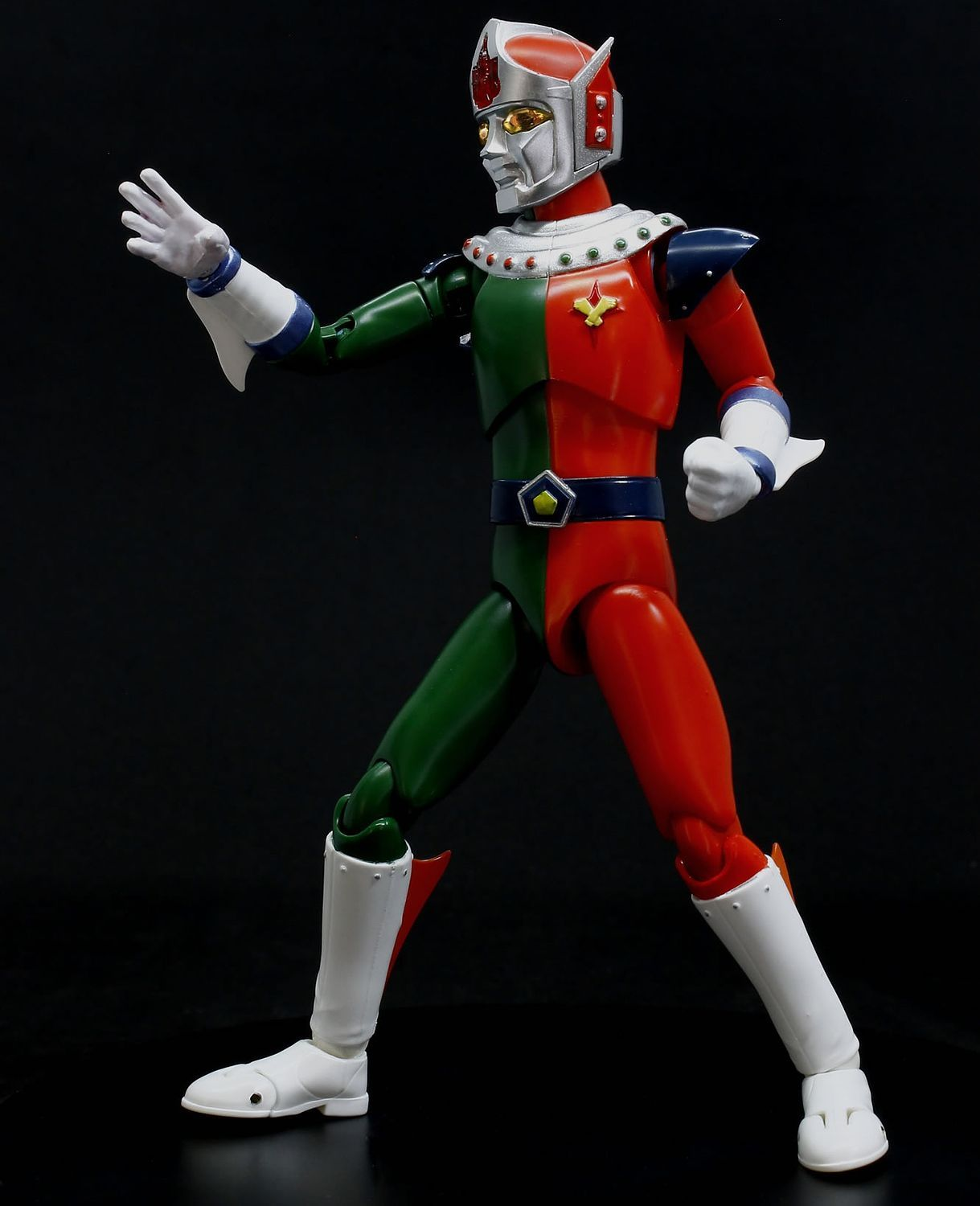Dinosaur War Izenborg - Izenborg - Hero Action Figure - Tsuburaya Pro Part (Evolution Toy)