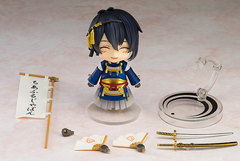 Image 3 for Touken Ranbu Mikazuki Munechika Cheerful Japan! Nendoroid #626 Cheerful ver. (Goodsmile)