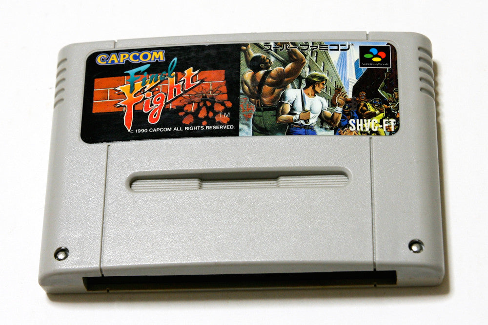 Image 2 for Final Fight