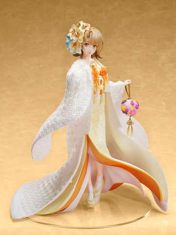 My Youth Romantic Comedy Is Wrong, As I Expected - Isshiki Iroha - 1/7 - Shiromuku ver. (FuRyu) [Shop Exclusive]