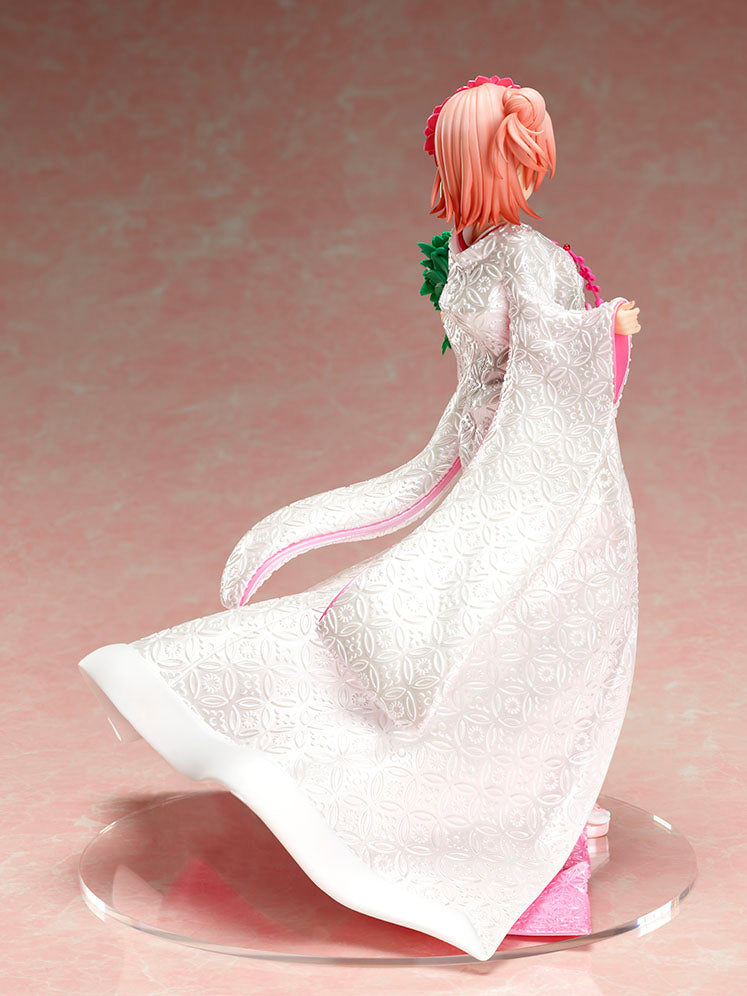 Yahari Ore no Seishun Love Comedy wa Machigatteiru. Kan - Yuigahama Yui - F:Nex - 1/7 - Shiromuku (FuRyu) [Shop Exclusive]