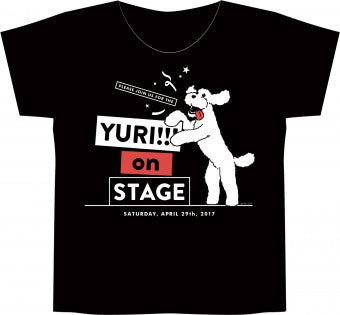 Image 1 for Yuri!!! on Ice - Yuri!!! on Stage - T-Shirt
