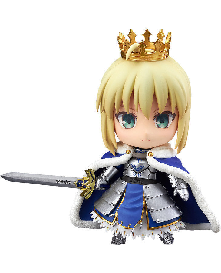 Image 1 for Fate/Grand Order Saber/Artoria Pendragon Nendoroid #600 (Good Smile Company)