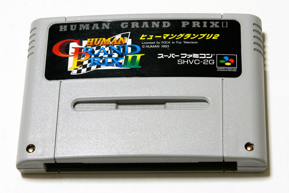 Image 2 for Human Grand Prix II