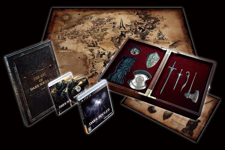 Image 1 for Dark Souls II [Collectors' Edition]