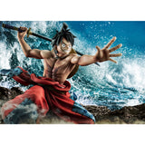 "One Piece - Monkey D. Luffy - Portrait of Pirates ""Warriors Alliance"" - 1/8 - Luffytaro (MegaHouse) [Shop Exclusive] - 4"