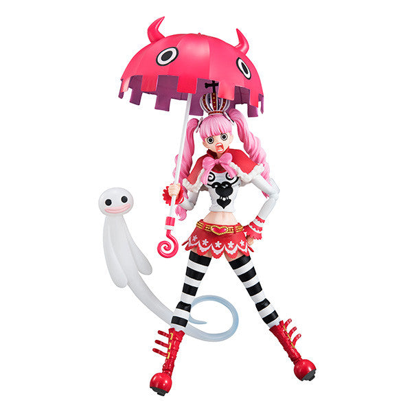 Image 3 for One Piece - Perona - Variable Action Heroes - Past Blue