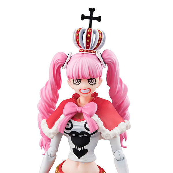 Image 10 for One Piece - Perona - Variable Action Heroes - Past Blue