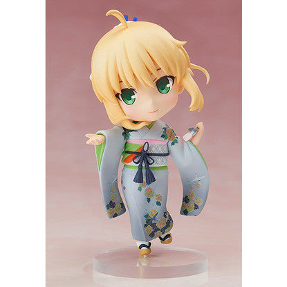 Image 2 for Fate/Stay Night Unlimited Blade Works - Saber - Chara-Forme Plus - Kimono ver. (Aniplex)