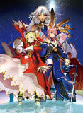 Thumbnail 1 for Fate/EXTELLA - ebten Limited Canvas Art Set