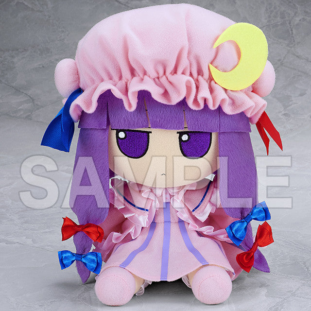 Touhou Project - Patchouli Knowledge - FumoFumo - Touhou Plush Series 36 - ver. 1.5