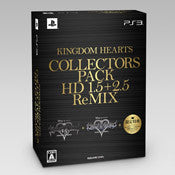 Image 1 for Kingdom Hearts Collection Pack HD 1.5 + 2.5 ReMIX [e-STORE Limited Edition]