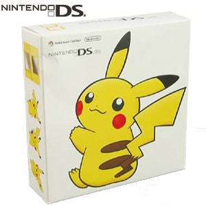 Image 1 for Nintendo DS Lite (Pokemon Center Pikachu Yellow) - 110V