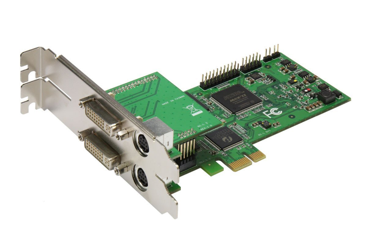 Image 1 for EU Tax Free: SC-512N1-L/DVI Component HD and DVI Capture Board
