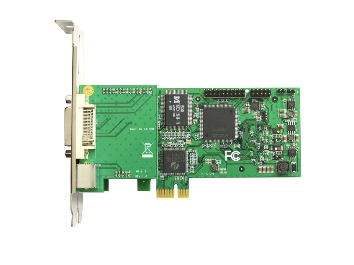 Image 2 for EU Tax Free: SC-512N1-L/DVI Component HD and DVI Capture Board