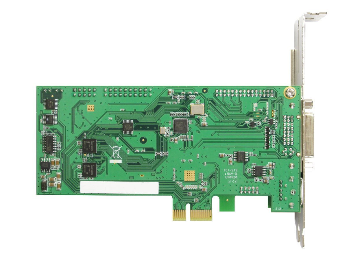 Image 3 for EU Tax Free: SC-512N1-L/DVI Component HD and DVI Capture Board