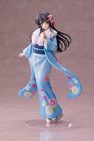 Rascal Does Not Dream of Bunny Girl Senpai - Sakurajima Mai - 1/7 - Kimono Ver. (Aniplex, Wing) [Shop Exclusive]