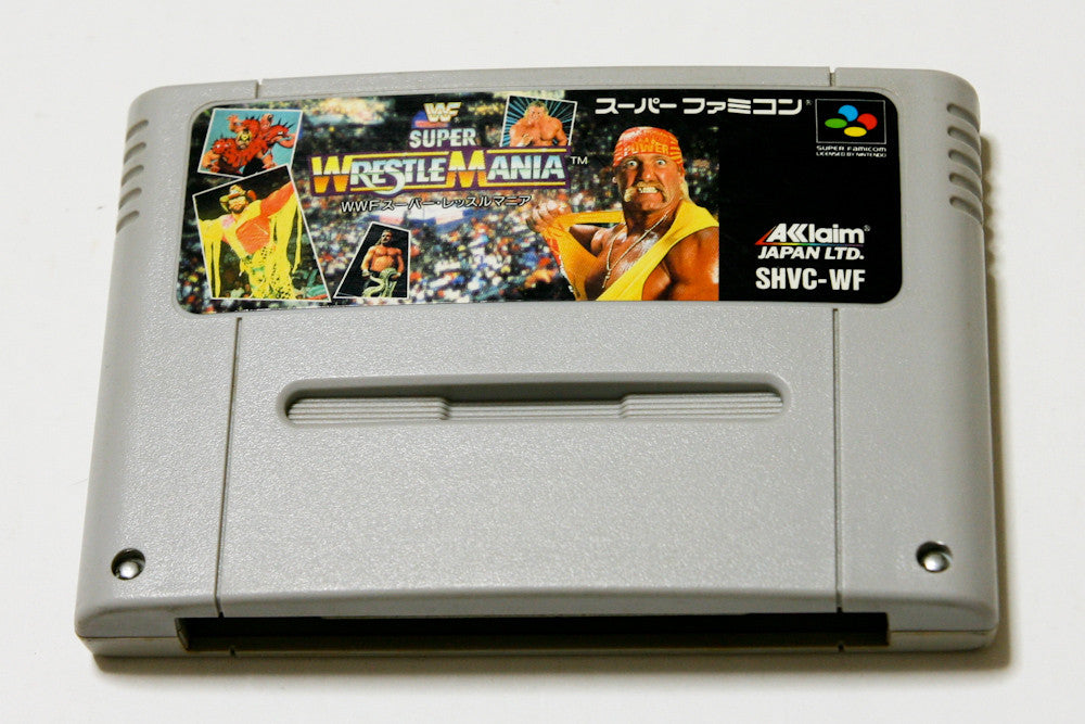 Image 2 for WWF Super WrestleMania