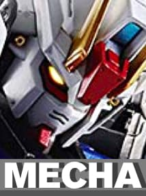 mecha anime figures