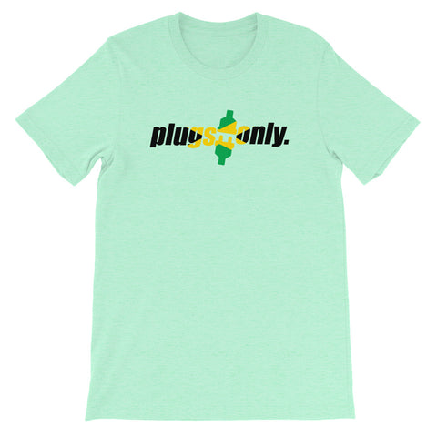 Plugs Only Jamaica Tee
