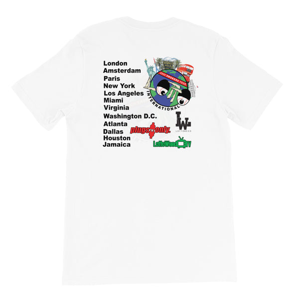 2020 Smokers Tour Tee