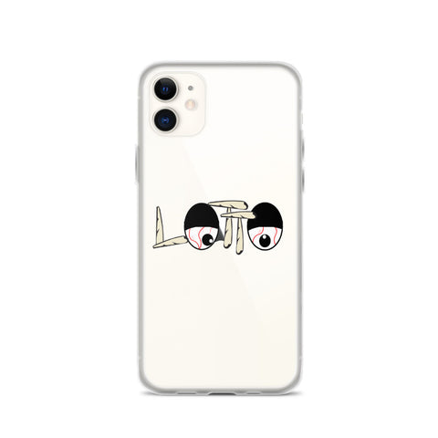 OG Lotto Eyes Phone Case