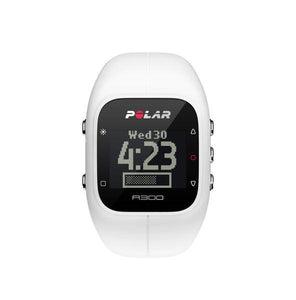 POLAR A300 Fitness Watch & Activity Tracker (White)