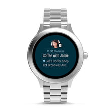 Load image into Gallery viewer, FOSSIL Gen 3 Smartwatch - Q Venture (Stainless Steel)