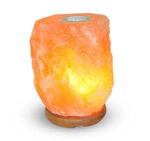Himalayan Rock Salt Lamp with Diffuser - nuyubodysculpting.myshopify.com