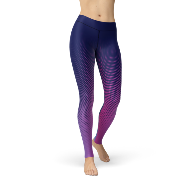 Aurora Dots Leggings - nuyubodysculpting.myshopify.com