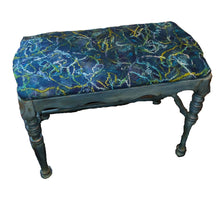 Load image into Gallery viewer, Fine Felted Piano Bench | Up-cycled ASCP